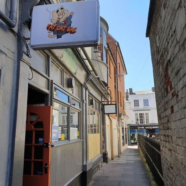 Fat Cat Bar (Weymouth & Portland Police)