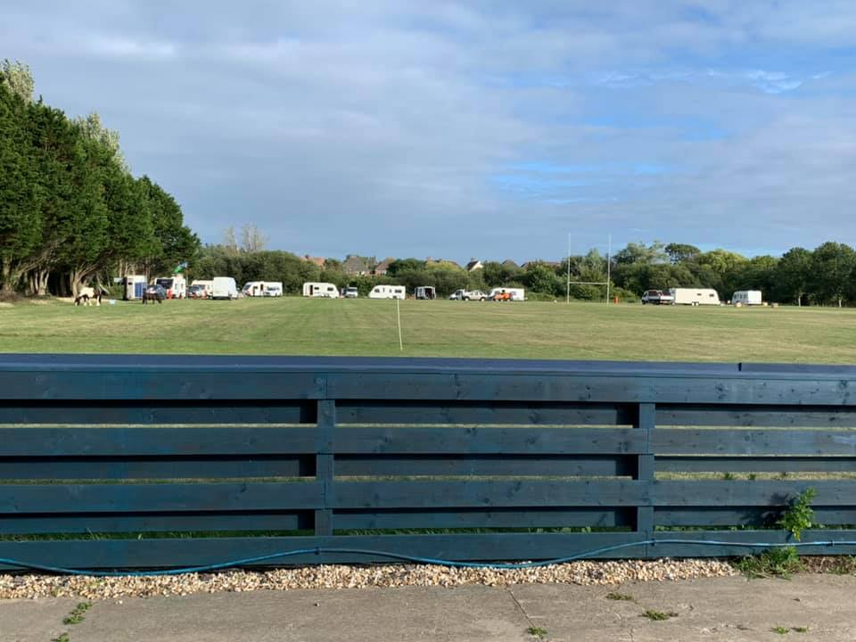 Travellers at Weymouth & Portland Rugby Club
